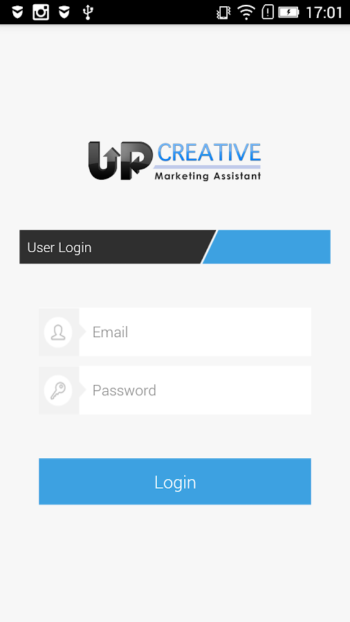 UPC Marketing Assistant- screenshot