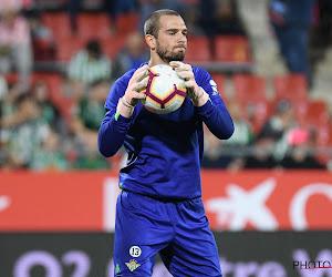 Officiel : l'AS Roma recrute un gardien international espagnol !