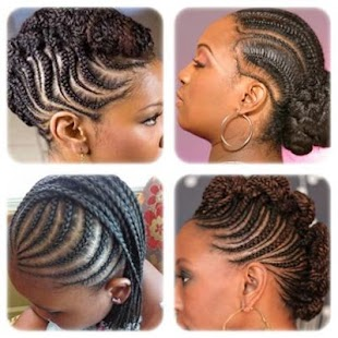Braid Hairstyle for Black Girl - Android Apps on Google Play