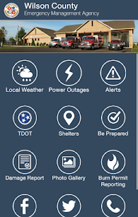 Wilson County EMA- screenshot thumbnail