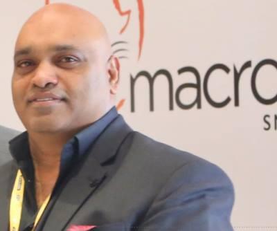 Sivi Moodley, Group CEO at Macrocomm.