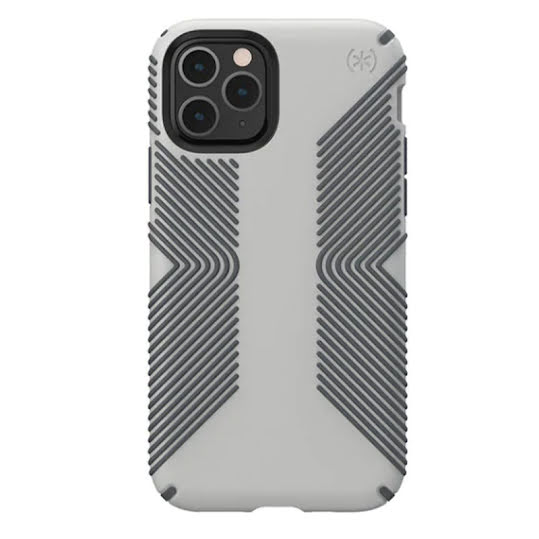 Speck Presidio Grip iPhone 11 PRO MARBLE GREY/ANTHRACITE GREY