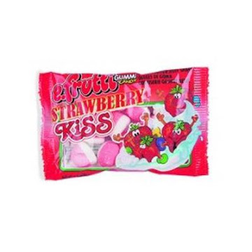 Gomas E.Frutti   Strawberry Kiss Paquete X40G.