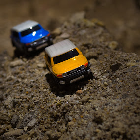 The Adventure by Norbertus Andreanto Photos - Artistic Objects Toys ( car, diecast, tomica, toy, rover, mini, object )