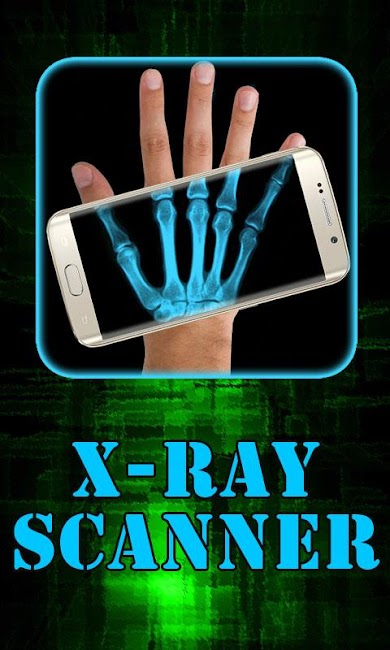 #6. XRay Scanner Prank (Android)