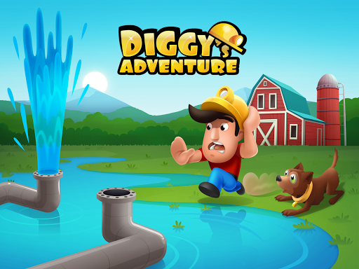 Diggy's Adventure: Logic Puzzles & Maze Escape RPG 1.5.377 screenshots 8