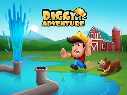 Diggy's Adventure Mod Apk 1.5.505 (Unlimited Energy) 8