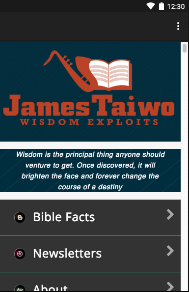 James Taiwo- screenshot