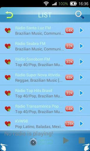 Brazilian Music Radio