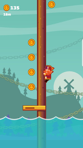 Climbing Pirates - screenshot