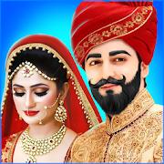 Royal Princess Indian Wedding Makeover and Dressup APK Descargar
