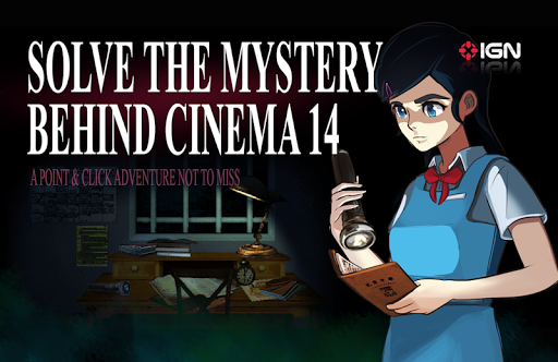 Cinema 14: Thrilling Mystery Escape 2.4M screenshots 2