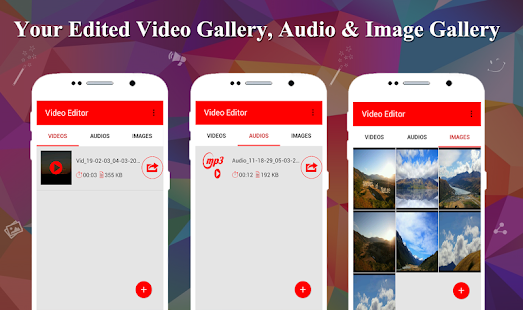 Video editor android apps on google play video editor screenshot thumbnail ccuart Choice Image