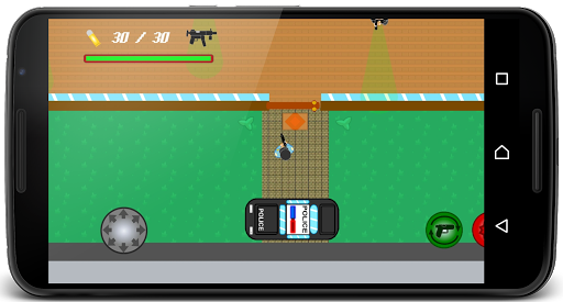 Cops and robbers shooter  screenshots 1