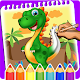 Download Little Dino Coloring Book & Drawing Book for Kids For PC Windows and Mac