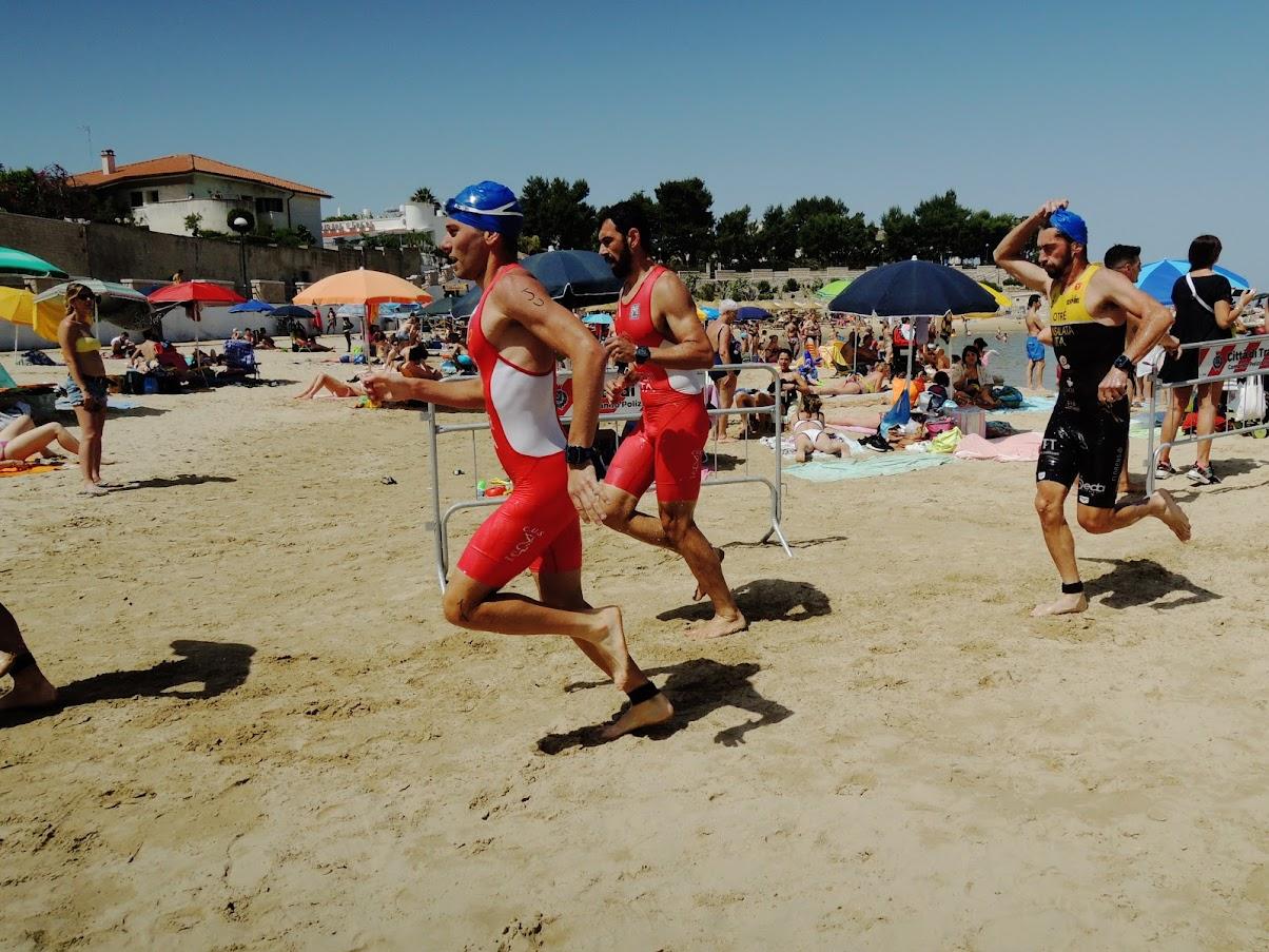 triathlon trani
