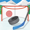 Ice Hockey Goalie Target Smash Showdown 2019 icon