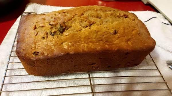 Sweet Potato Pecan Bread Recipe