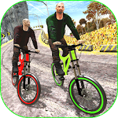 Mountain Bicycle Rider 2017