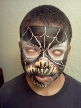 Photo: Face Paint by Teressa, Huntington Beach, Ca.Call to booked Teressa for your next event: 888-750-7024