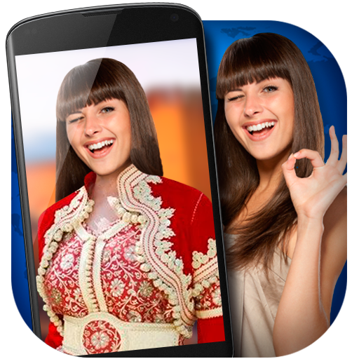 世界衣装のフォトエディタ 攝影 App LOGO-APP開箱王