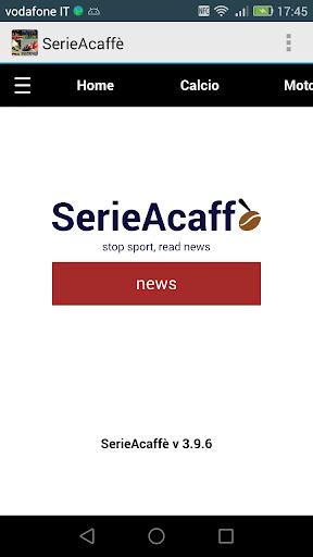 SerieAcaffè Notizie Sportive P