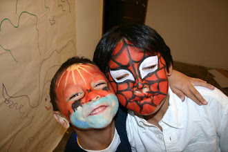 Photo: Face Painting
