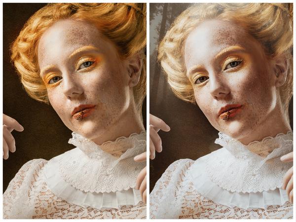 Maquillage pour la Journée de l'Abeille Light Academia Cottagecore