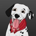 MollyMoji - Dalmatian dog emojis & stickers icon