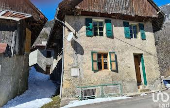 maison à Albiez-Montrond (73)