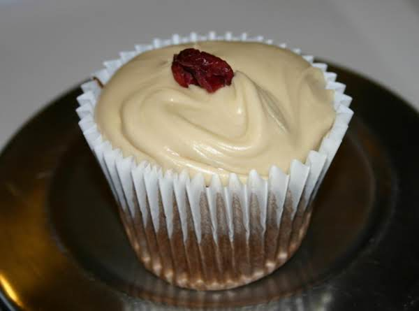 Cpr Spice Cupcake With A Praline Icing