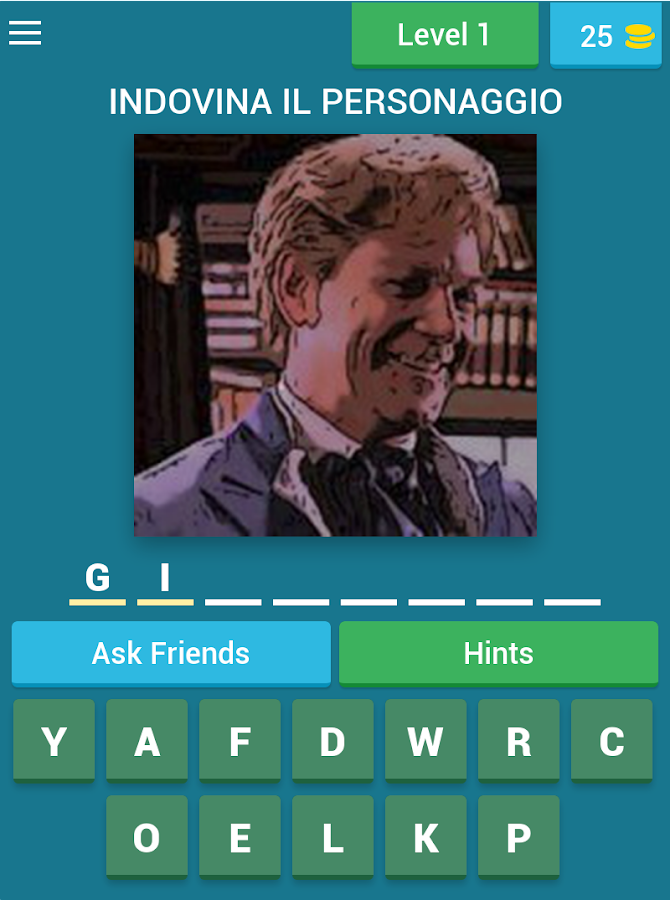 Quiz Harry Potter- screenshot