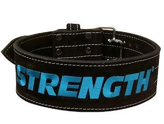 Strength Styrkelyft Bälte
