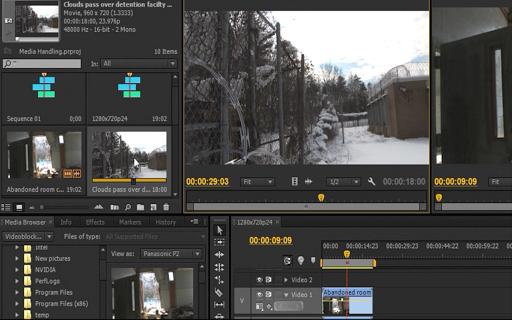 Training Premiere Pro CS6 & CC screenshot 2