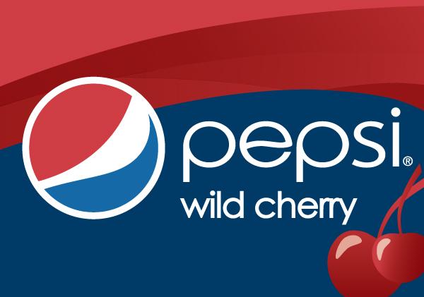 Logo for Wild Cherry Pepsi