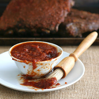 Chipotle Whiskey Barbecue Sauce