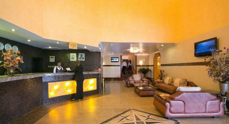Swiss International D'Palms Airport Lagos