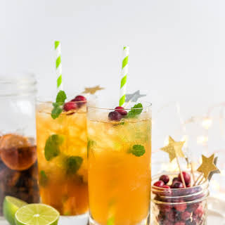 This Spiced Winter Mojito Needs to Become Your Signature Festive Cocktail!.