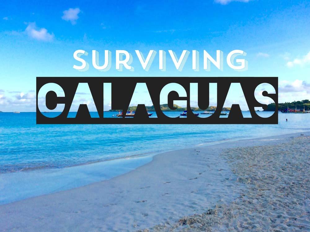 Broke travelers: Calaguas 3D2N on a budget