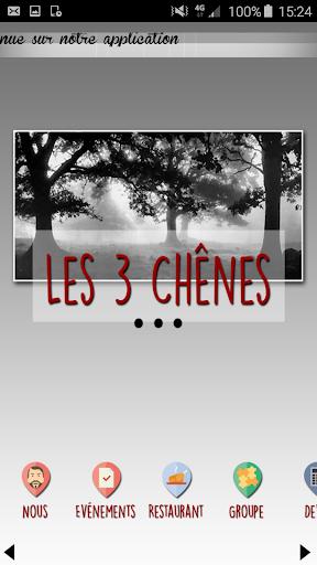 Les 3 Chênes