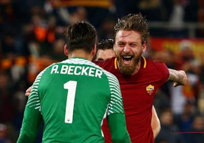 Zweedse doelman Robin Olsen wordt de opvolger van Alisson Becker bij AS Roma
