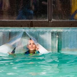In the Pool ... Breckinridge Colorado July 5th by Kellie Jones - Babies & Children Children Candids