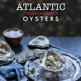 Self-Evaluation and Atlantic Oysters with Ginger Champagne Sauce