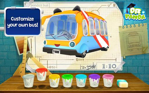Dr. Panda Bus Driver - Free 1.8 screenshots 4