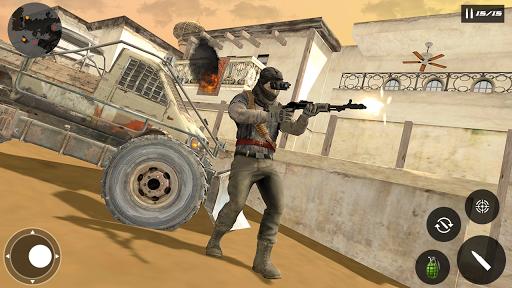 Legends Fire Fire Epic Survival Squad Battleground  captures d'écran 1