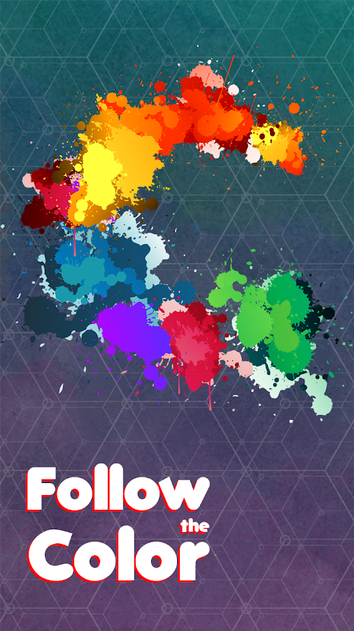 Follow the Color- screenshot