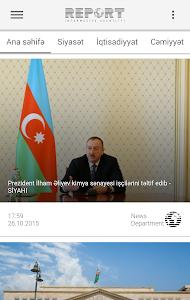 Report.Az screenshot 0