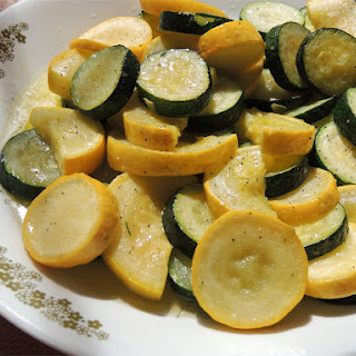 Simple Squash & Zucchini.