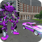 Ultimate Car Transform : City of Robot Wars