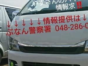 ハイエース  200系4型ナロー S-GLのカスタム事例画像 Nobuさんの2019年10月16日22:06の投稿